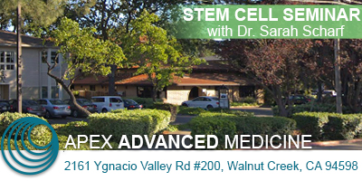 Apex Advanced Medicine Stem Cell Seminar
