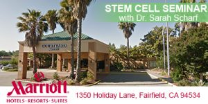 An Introduction To Stem Cell Therapy @ The Courtyard by Marriott Hotel