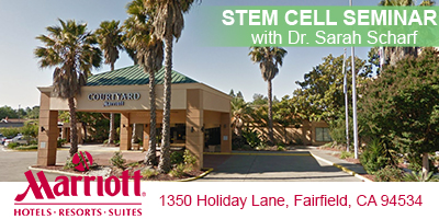 Stem Cell Therapy Seminar at Marriott