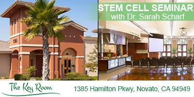 Stem Cell Seminar at Key Room