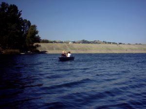 Lafayette Reservoir in Lafayette, CA